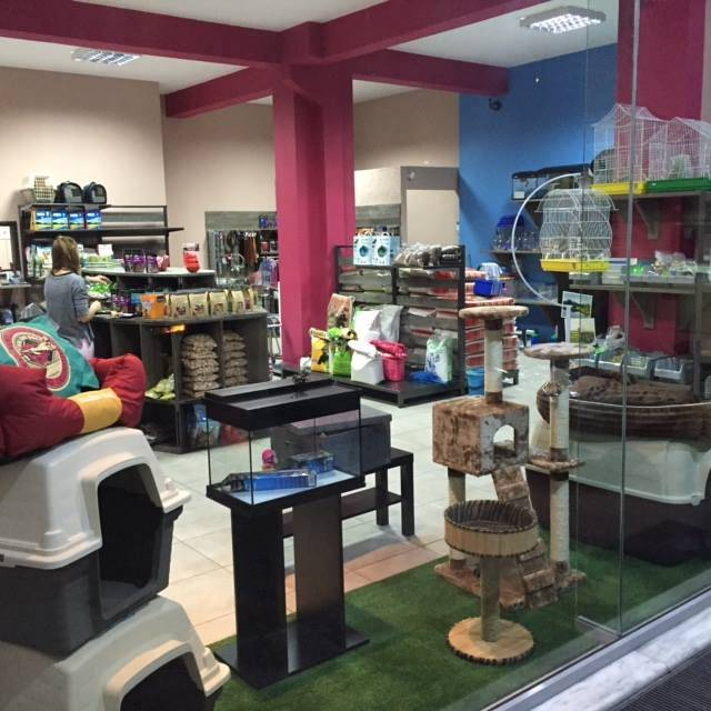 Pet Shop Liaskos